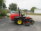 Lastec 3682 Articulator WAM Zero Turn 36 hp Diesel 82 Rotary Mower 1595 hrs