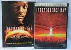 DVD INDEPENDENCE DAY Disaster Apocalyptic Action Smith Jeff Goldblum WIDESCREEN