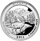 2011 S SILVER GEM PROOF OLYMPIC AMERICA THE BEAUTIFUL QUARTER 90 SILVER