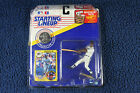 1991 Starting Lineup Extended Series Ken Griffey Jr. Seattle Mariners w/ Coin