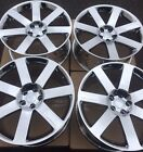 SET OF FOUR 4 20 9 WHEELS RIMS for CHRYSLER 300 300C 300S SRT 8 PVD CHROME NEW