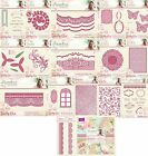 Crafters Companion Shabby Chic SARA SIGNATURE COLLECTION Cardmaking