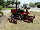 Toro Groundsmaster 4000D Batwing 11 ft Rotary Mower WAM 3750 hrs 4 wheel drive