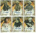 2017 Topps Star Wars Rogue One Series 2 Trading Cards 2