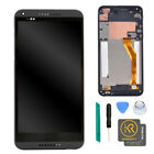 Original Black Display LCD Touch Screen Digitizer + Frame for HTC Desire 816 US