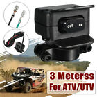 3 Meter Winch Mini Rocker Switch Handlebar Control Line Warn Accessories ATV/UTV