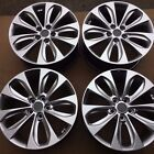 SET OF FOUR 18 WHEELS RIMS fit HYUNDAI SONATA VELOSTER TUCSON SANTA FE NEW