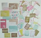 PROJECT LIFE Heidi Swapp Dreamy Core Kit Cards 60 cards