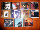 LOT OF (11) CD's / BLUES / LONNIE BROOKS, LUTHER ALLISON, B.B. KING ETC...