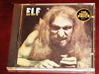 Elf: S/T ST Self Titled Same CD Ronnie James Dio CBS Epic Records USA EK 31789