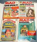 MAD Magazine super special lot of 4 6121415