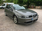LARGER PHOTOS: SEAT LEON 1.8 TURBO CUPRA  - 14 SERVICE STAMPS - NEW CLUTCH KIT - 1 F/KEEPER -