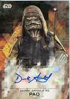 2017 Topps Star Wars Rogue One Series 2 Trading Cards 11