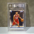 BEN SIMMONS 76ers 2016 BLACK FRIDAY THICK STOCK RC # 50 Graded BGS 9