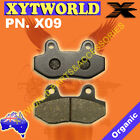 FRONT Brake Pads for DAELIM Citi Ace 110 2003-2005 2006 2007 2008 2009 2010 2011