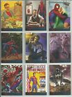 5 Amazing Spider-Man Trading Card Sets 11