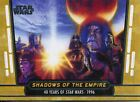 1996 Topps Star Wars Shadows of the Empire Trading Cards 21