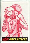 Mars Attacks Heritage Sketch Card By Little House