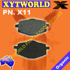 REAR Brake Pads for GILERA 125 Apache 1991