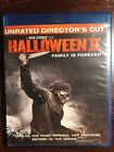 Halloween 2 A Rob Zombie Film Unrated Directors Cut Blu Ray Movie Used