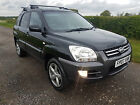 LARGER PHOTOS: *** 2007 KIA SPORTAGE XE 2.0 BLACK ***