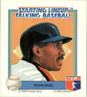 1988 Starting Lineup Astros #4 Kevin Bass
