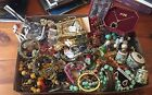 Costume 10 LB Jewelry Vintage New Wear Repair Signed Unique Gold Sterling Lot 5