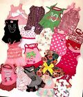 LOT 18 SMALL DRESSES DOG SIMPLYDOG BOOTS  BARKLEY PUP CREW CHIHUAHUA PUPPY GIRL