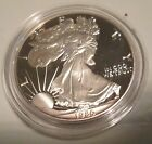 1986 S American Silver Eagle Proof No Box No COA 1 OZ Silver San Francisco Mint