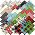 Moda Hometown Christmas Edition Charm Pack Sweetwater 42 5 Quilting Squares Kit