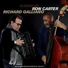 Ron Carter And Richard Galliano - Live At The Theaterstubchen, Kassel (NEW CD)