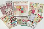 Crate Paper Oh Darling Paper Pad  Embellishments Set b Save 60