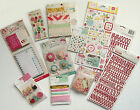 Crate Paper Oh Darling 6x6 Paper Pad  Embellishments Set a Save 60