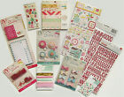 Crate Paper Oh Darling 6x6 Paper Pad  Embellishments Set b Save 60