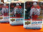 Lot of (3) 2015-16 Upper Deck Series 2 HOCKEY TIN TINS Box Boxes Young Guns RC