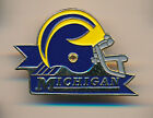 UNIVERSITY OF MICHIGAN HELMET PIN