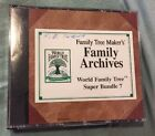 Family Tree Makers Family Archives Super Bundle 7 Vol 33 37