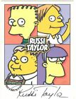 Not Enough D'Oh - Simpsons Trading Cards Autograph Guide 19