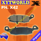FRONT Brake Pads for SUZUKI M 800 Z VZ 800 K9Z M800 Intruder 2009 2010