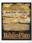 BiblioPlan Companion Year One Ancient and Biblical History from Creation