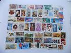 U S Collection of stamps off paper all Commem 639 We combine shipping