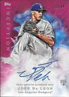 2017 Topps Inception Baseball Cards 10