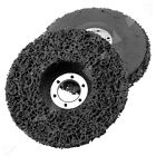 2 x Paint & Rust Grinder Remover Wheel Disc For 115mm X 22.2mm Angle Grinders
