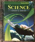 Abeka 7 7th Grade Teacher Edition Order and Design Brand New Science Book Manual