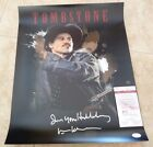 Val Kilmer Tombstone I'm Your Huckleberry Signed 16x20 Photo JSA Certified #1