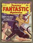 Famous Fantastic Mysteries 1939 1953 pulp Volume 5 Issue 5 VG FN 50