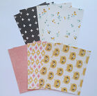 10 Crate Paper WONDER Quality Cardstock A2 Card Making Front Layers Topper Set 1
