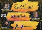 2017 Topps Doctor Who Signature Series Trading Cards 17