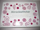 Miraclestitcher for Low Shank Top Loading Sewing Machines NEW Yarn Embroidery