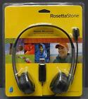New Rosetta Stone Headset with Microphone 2000100